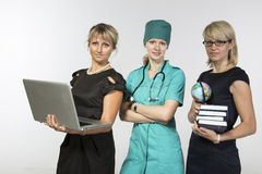 Professional women Stock Image