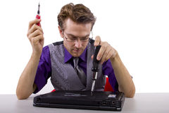 IT Professional Royalty Free Stock Image