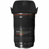 Professional zoom lens Royalty Free Stock Photography