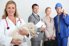 Professionals Stock Images