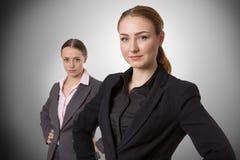 Professioneel bedrijfsmodel stock foto's