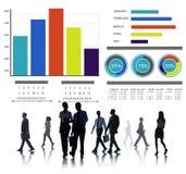 Professioneel de Beambteconcept van de bedrijfsmensenstrategie royalty-vrije stock afbeelding
