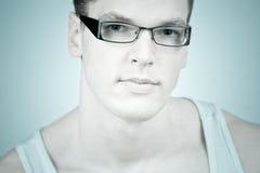 Professioneel mannelijk model Royalty-vrije Stock Afbeelding