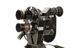 Professionele 35 mm de filmcamera. Royalty-vrije Stock Afbeeldingen