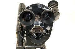 Professionele 35 mm de filmcamera. Royalty-vrije Stock Foto's