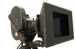 Professionele 35 mm de filmcamera. Stock Fotografie