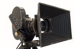 Professionele 35 mm de filmcamera. Stock Afbeeldingen