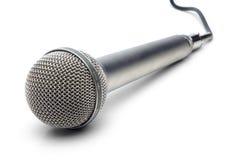 Professionele microfoon Stock Foto's