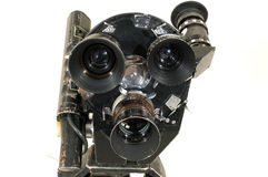 professionell 35 för kameramillimetrar film Royaltyfria Foton