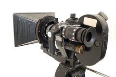 Professionista 35 millimetri l'pellicola-alloggiamento. Fotografia Stock