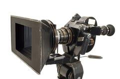 Professionista 35 millimetri l'pellicola-alloggiamento. Fotografie Stock