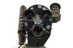 Professionista 35 millimetri l'pellicola-alloggiamento. Fotografia Stock Libera da Diritti