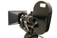 Professionista 35 millimetri la macchina fotografica di film. Fotografie Stock Libere da Diritti