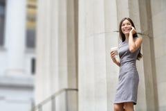 Professionista della donna di affari dell'avvocato Fotografia Stock Libera da Diritti