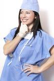 Professionista di sanità fotografie stock