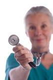 Professionista di sanità fotografia stock libera da diritti