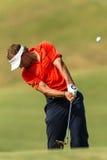 Professionista Joost Luiten Swinging di golf Fotografia Stock Libera da Diritti