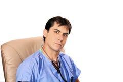 Professionista medico Fotografie Stock Libere da Diritti