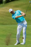 Professionista Michael Hoey di golf Fotografie Stock