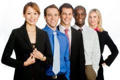 Professionisti di affari Immagini Stock
