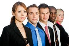Professionisti di affari Immagine Stock Libera da Diritti