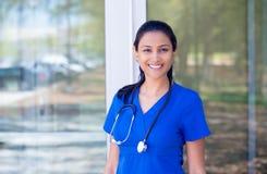 Professionnel de soins de santé Photo stock