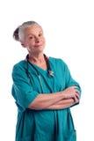 Professionnel de soins de santé Image libre de droits