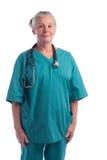 Professionnel de soins de santé Photographie stock