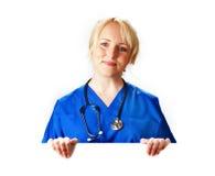 professionnel de soins de santé Photos libres de droits