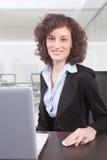 Professionnel féminin Photo stock