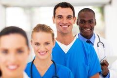 Professionnels médicaux photos stock