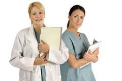 Professionnels médicaux Images libres de droits
