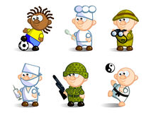 Professions Stock Photos