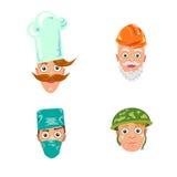 professions illustration stock
