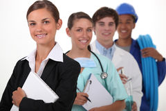 Free Professions And Trades Stock Photography - 35732682