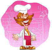 Professions_cook Stock Photography