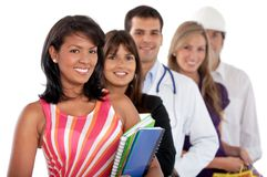 Professions and occupations Stock Photos
