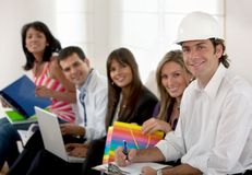 Professions and occupations Royalty Free Stock Photography