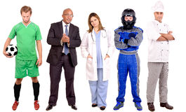Professions Stock Photography