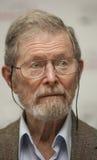 Professor Dr. George E. Smith do Prêmio Nobel Foto de Stock Royalty Free
