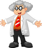 Professor, education and science concept Stock Photography