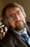Professor maduro sênior Imagem de Stock Royalty Free