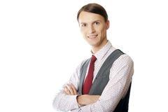 Professor novo Fotos de Stock Royalty Free