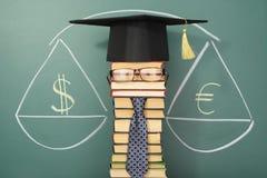 Professor Of Economics Royalty Free Stock Photo