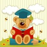 Professore dell'orsacchiotto Immagine Stock