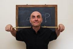 Professore ricco di noci Fotografia Stock Libera da Diritti