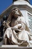 Profeta Isaia Fotografie Stock