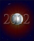 Profezia Mayan 2012 Immagini Stock