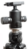 Proffesional ball head on tripod Royalty Free Stock Photography