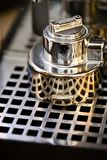 Proffesional coffee machine Royalty Free Stock Images